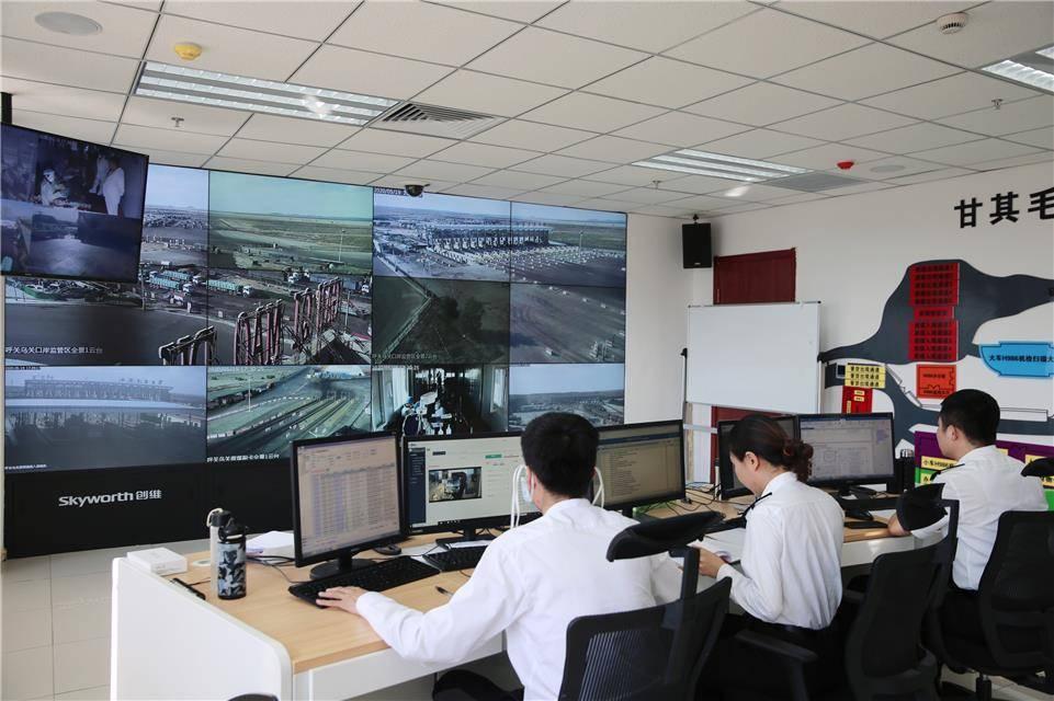 内蒙古甘其毛都口岸:疫情防控中再造中蒙俄能源走廊