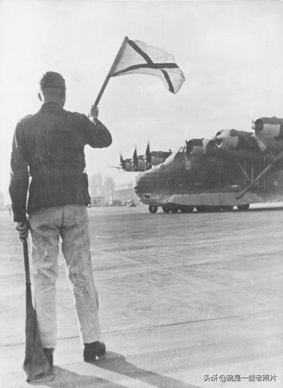飞翔的巨人,二战老照片中的德国巨人运输机_德国新闻_德国中文网