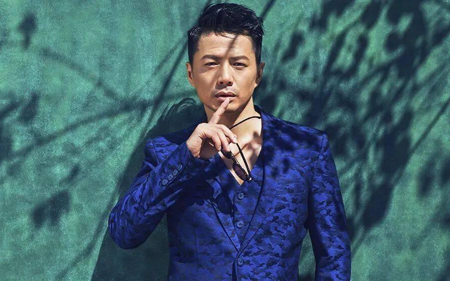 有一种帅叫段奕宏,荷尔蒙爆表的他有几个人顶得住? 动作教学 第3张
