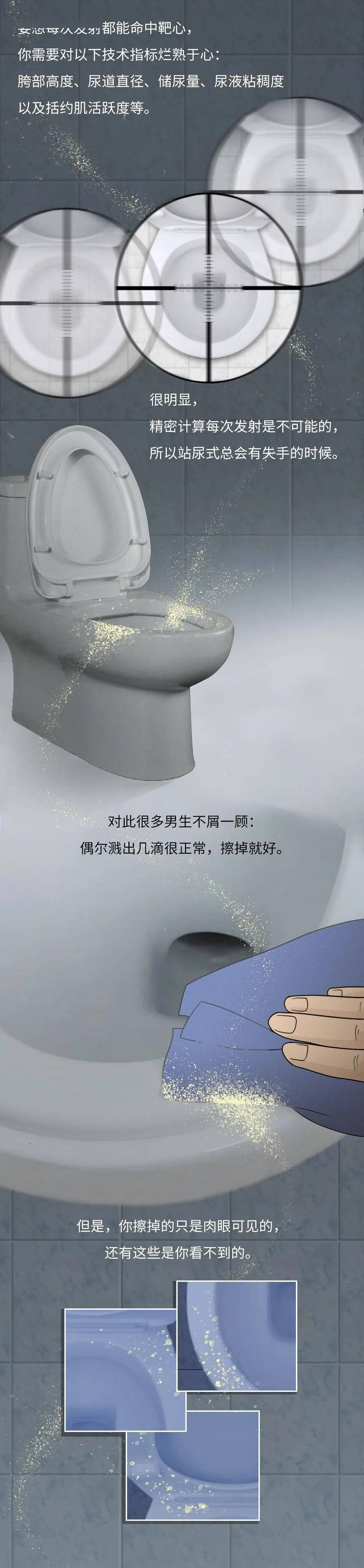 坐着尿尿,是一个男人成熟的标志 锻炼方法 第2张