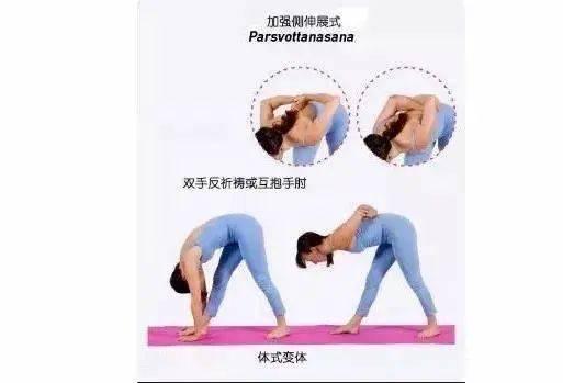 初学者一定要知道,这25 个常见瑜伽动作细节必须牢记 减肥窍门 第9张
