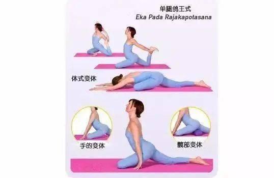 初学者一定要知道,这25 个常见瑜伽动作细节必须牢记 减肥窍门 第25张