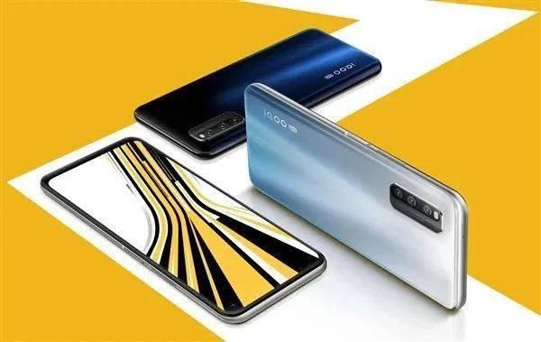 iQOOZ1x部分配置曝光:骁龙765G+120Hz屏幕+5000mAh电池