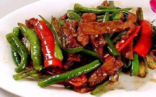 这几种家常的牛肉菜,学会了就能在餐桌上大显身手啦! 增肌食谱 第2张