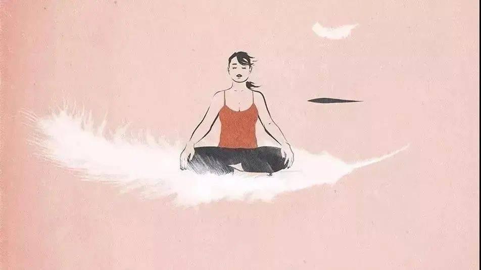 你会呼吸吗?瑜伽呼吸练得好,肚子大不了 减肥窍门 第1张
