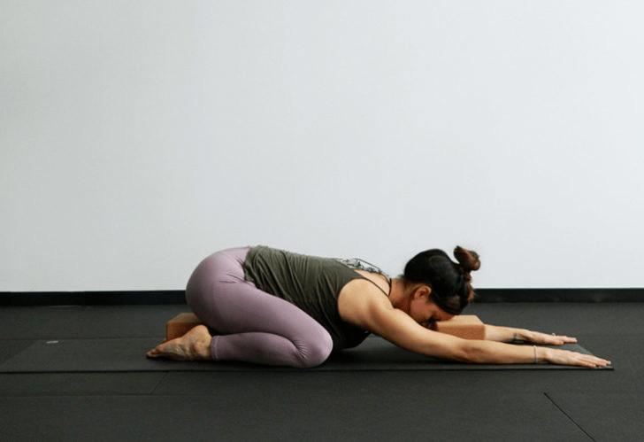 练瑜伽,没感觉?12个常见瑜伽体式,这样练超级有感觉! 减肥窍门 第2张