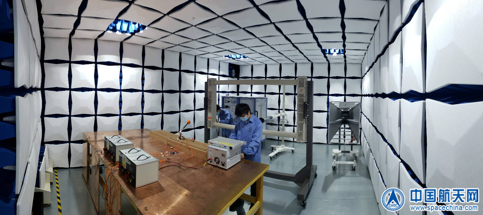 航天科技八院控制所为产品电磁兼容