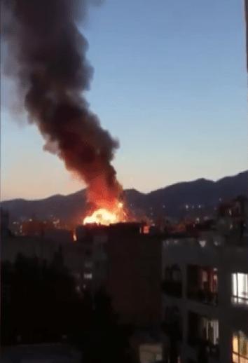 伊朗首都一家医疗中心发生爆炸,已致19人死亡6人受伤,伤亡数字或继续增加  span class=