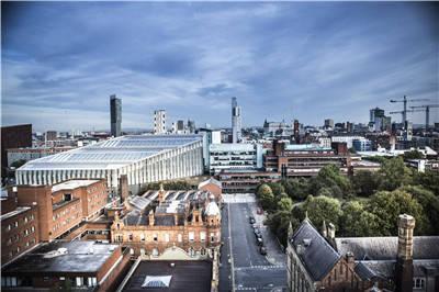 曼彻斯特城市大学:新材料、可持续、做时尚新理念的领跑者!