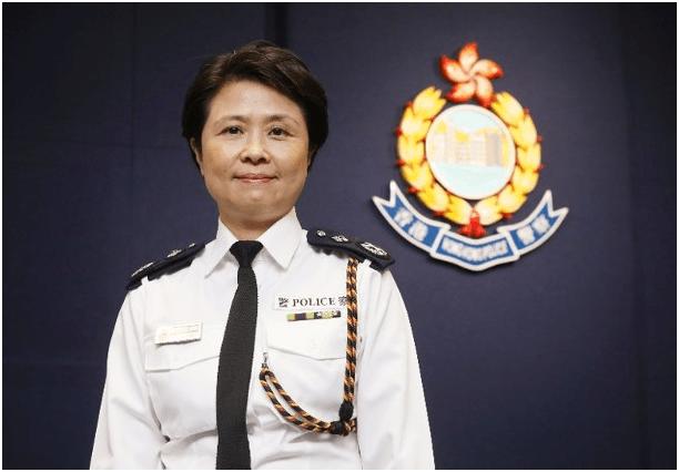 刘赐蕙升任副处长,担任香港警务处国家安全部门负责人