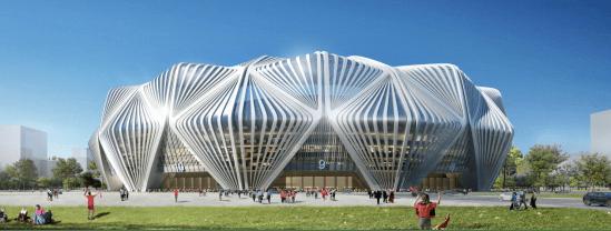 广州恒大足球场建筑设计方案获审议通过公安部部长级别