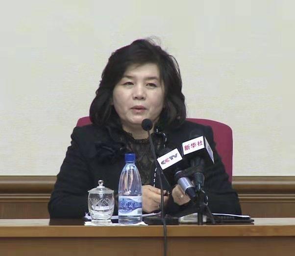 朝鲜副外相:没必要与美方谈话,已制定管控美国长期威胁方案