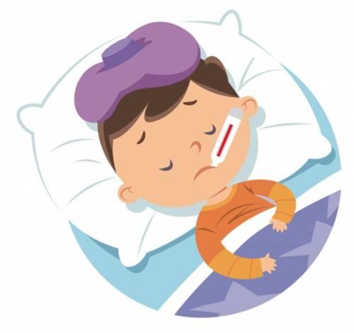 注意!孩子发烧后抽搐 可能是季节性脑炎