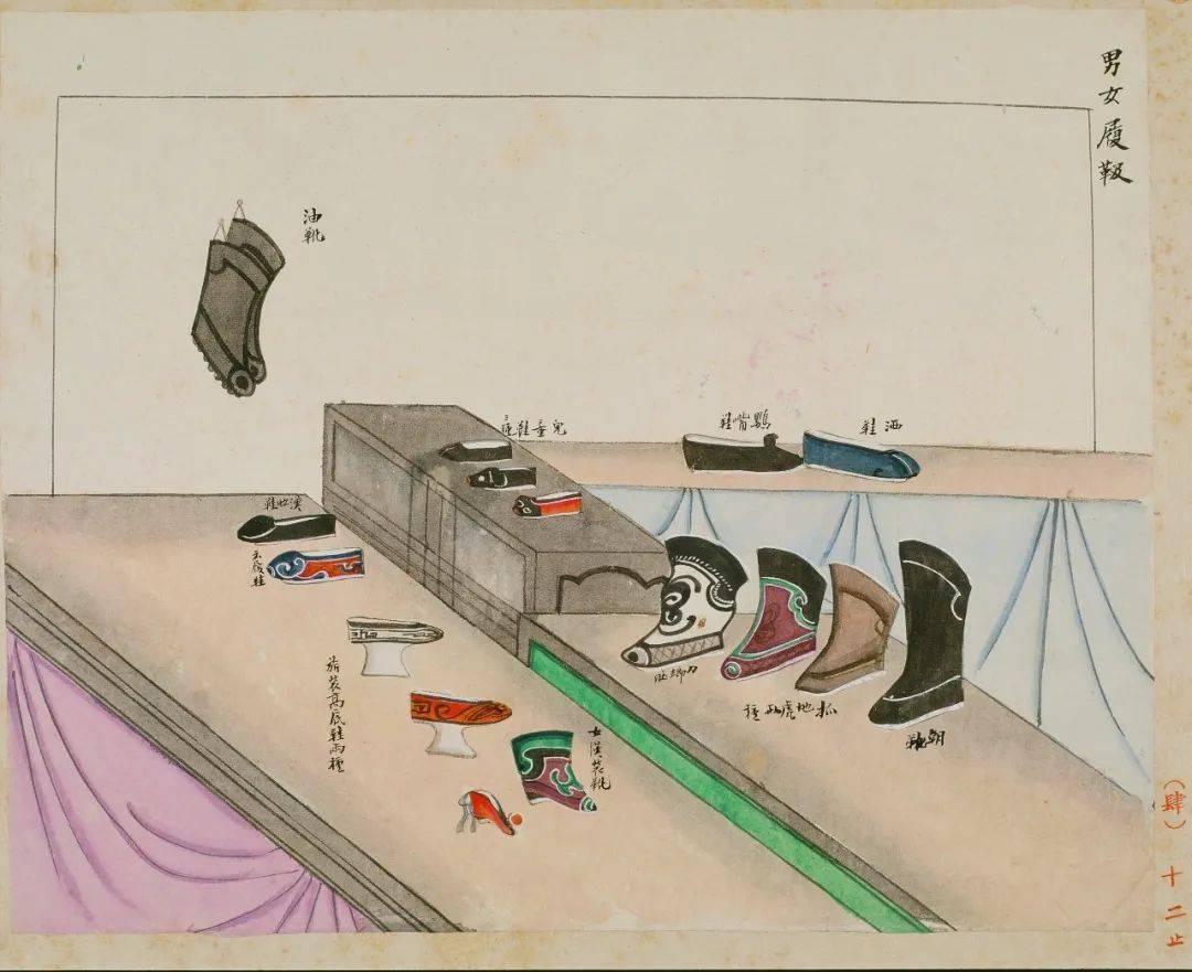 一个日本人,用117幅画抢救中国风俗,太珍贵了!