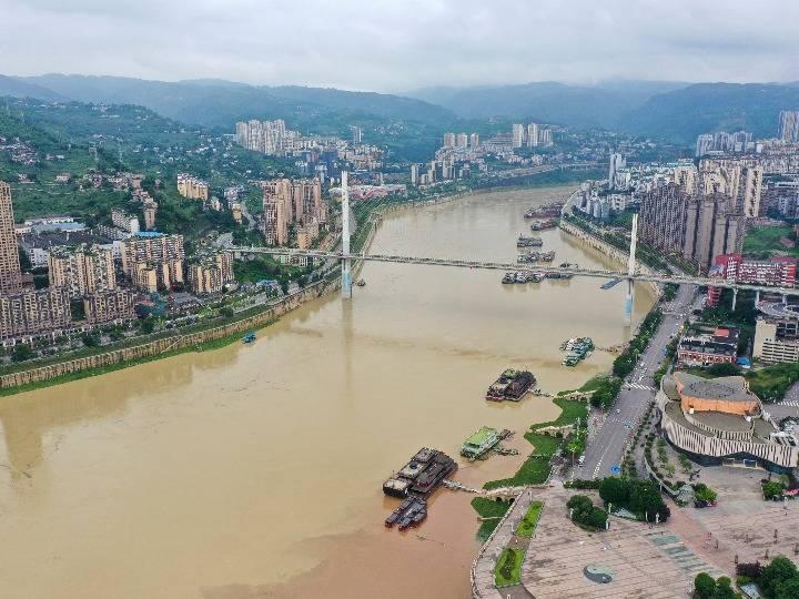 面对洪水 我们拧成一股绳——重庆防汛一线见闻