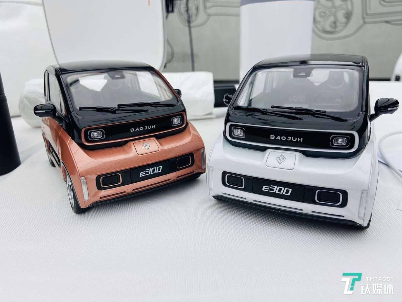 """敢于打破常规,新宝骏E300能否成为""""网红""""微型车?"""
