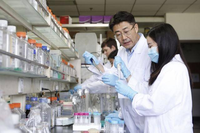 中国疾控中心主任高福当选2020年德国国家科学院院士_德国新闻_德国中文网