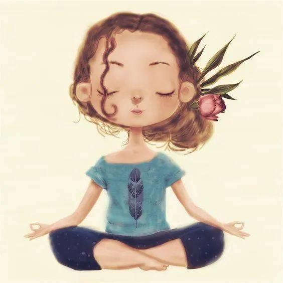 瑜伽老师最喜欢的 8 个修复动作,练完超级舒服!