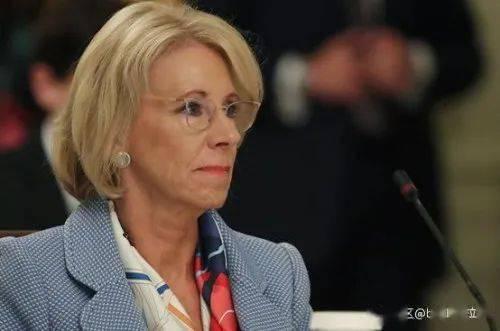 美教育部长:我们没有计划,但就是要在秋天开学
