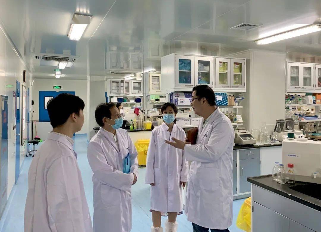 奉贤海关赴中国生物上海生物制品研究所对进口