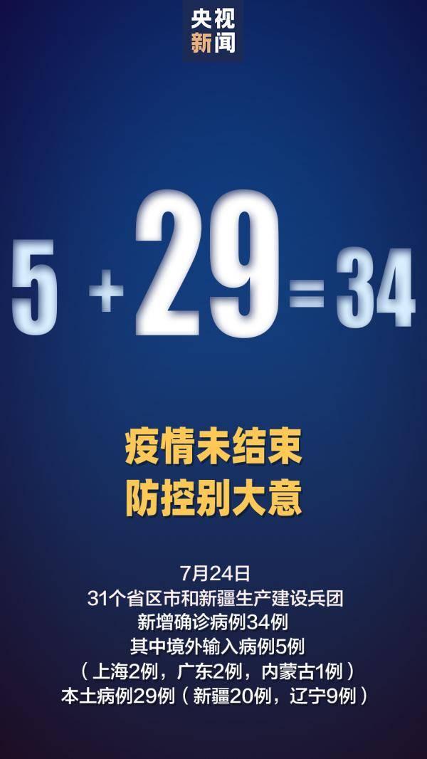 新疆新增20例,辽宁新增9例有一个共同
