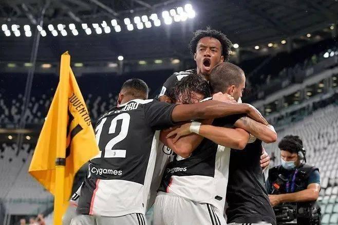C罗进球尤文2:0桑普 达成九连霸伟业