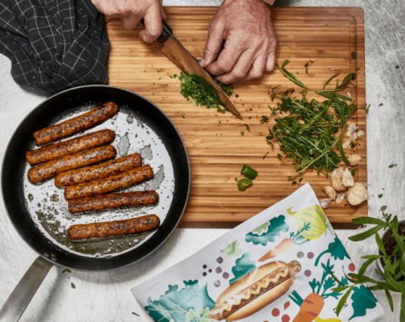 素家居、素热狗、素肉丸、素鱼子酱......宜家:家具界的素食大佬!