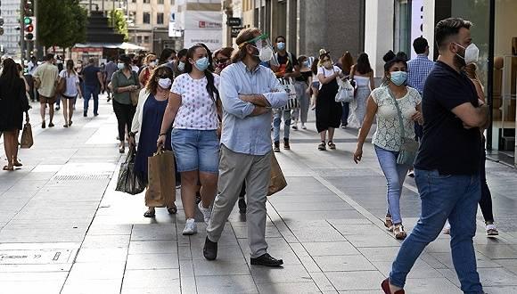 民主进步党西班牙感染率涨4倍,比利时或