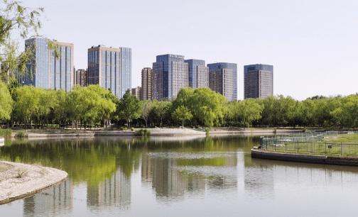 """北京亦庄""""十大组团""""构建""""产业社区""""新生态"""