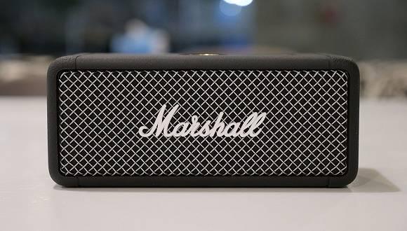 现状英语Marshall Emberton音箱上手体验:小