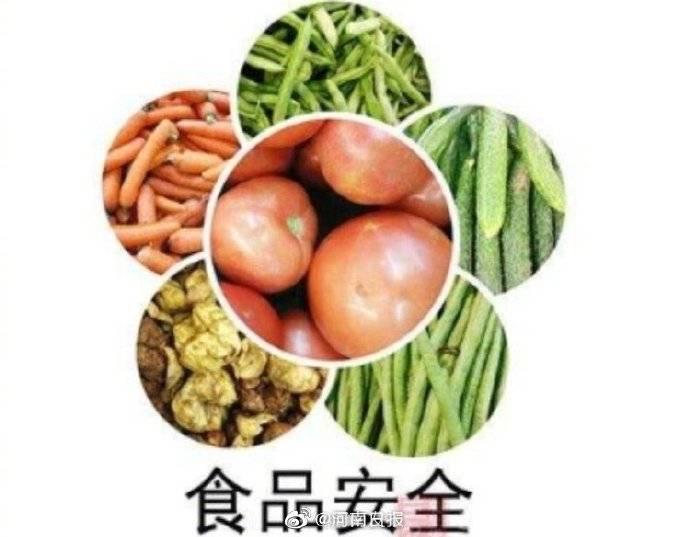河南省拟命名38个省级食品宁静县(市、