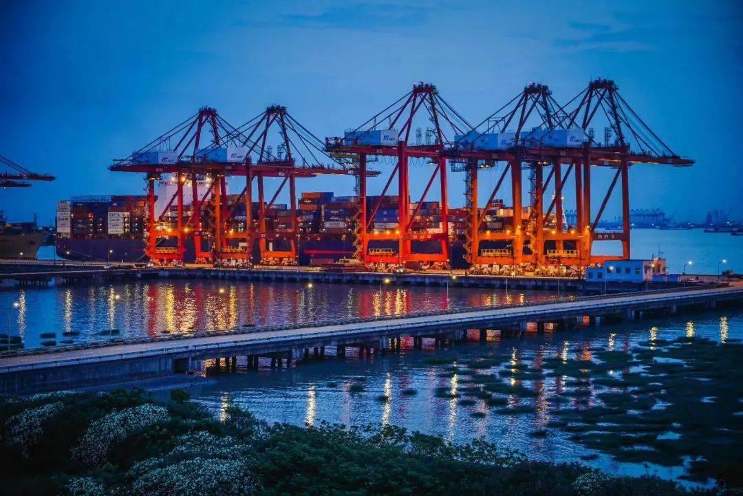 《上海港再创记录,年吞吐量已连续十年世界第一!丨航运界》