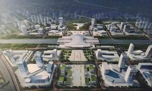 菏泽:经济发展新引擎,东南湖区!