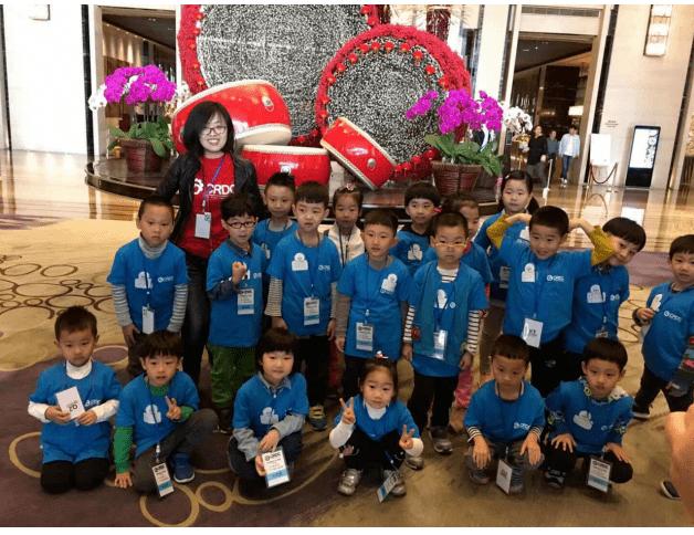 大连人工智能机器人智慧体育联盟会员展示:奥创STEAM机器人团队