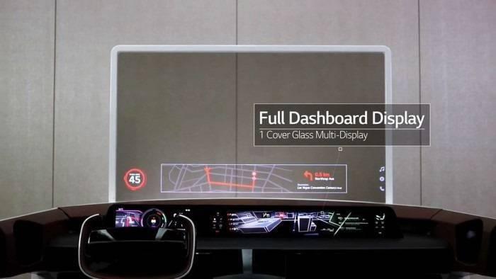 LG Display展示可卷曲在內多項前沿屏幕技術