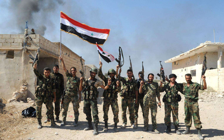 叙利亚政府军在伊德利卜击退极端分子多次进攻俄罗斯呼吁土耳其共同努力打击恐怖主义