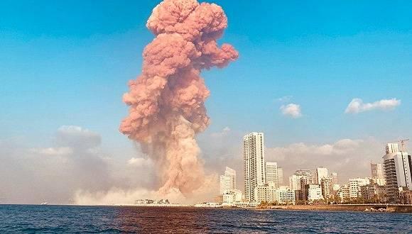 """【深度】""""被诅咒""""的黎巴嫩:没钱没工作,现在又来了爆炸"""
