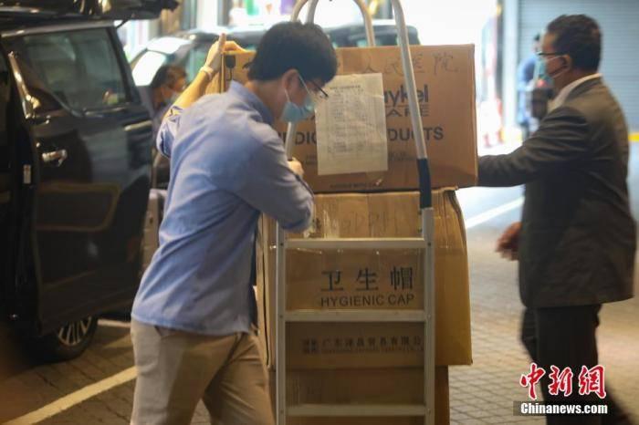 香港政界人士支持特区政府决策:感谢国家对香港的爱护与援助