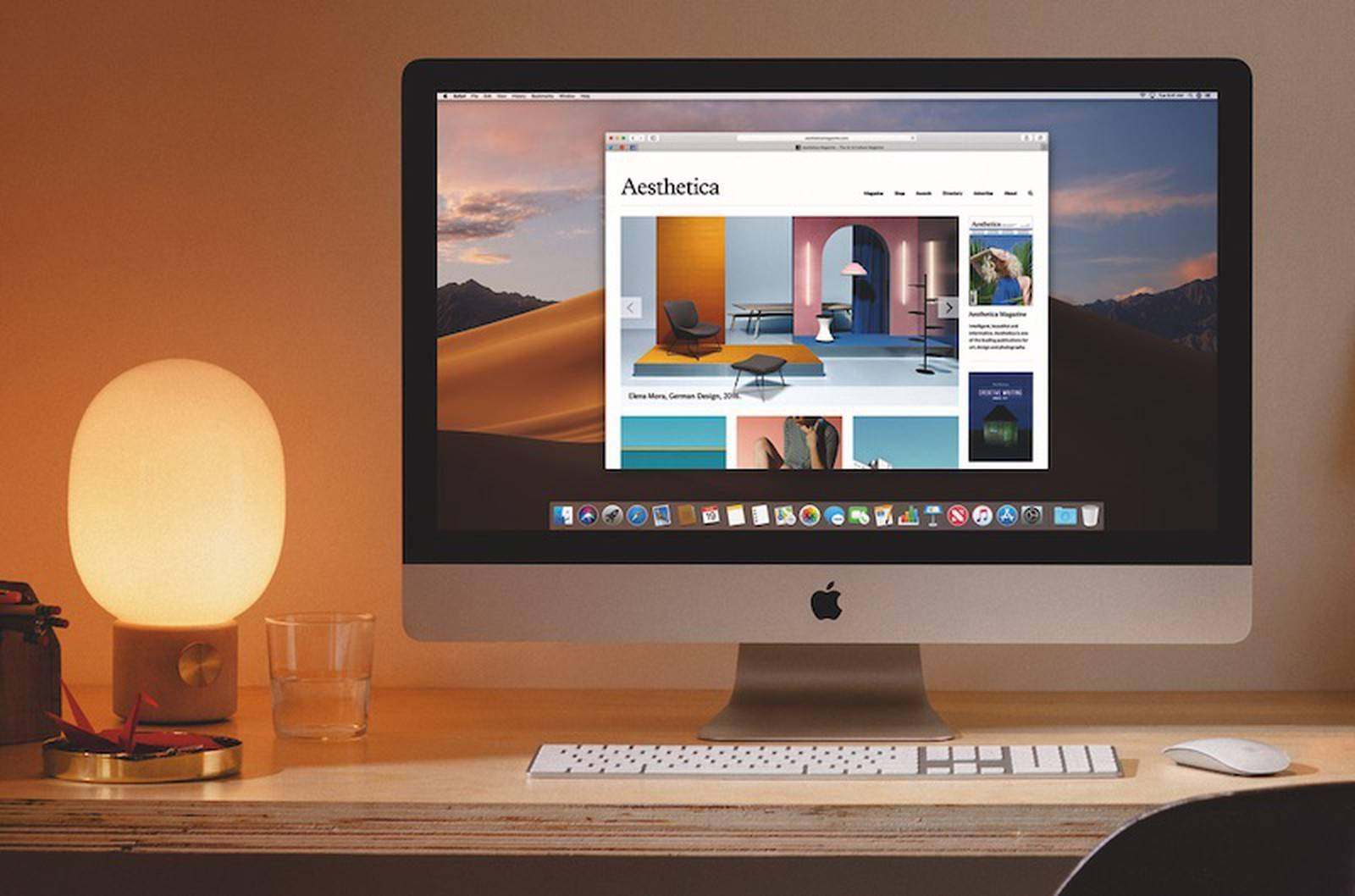 新款iMac闪存被焊死 但4TB和8TB配置版本有「彩蛋」