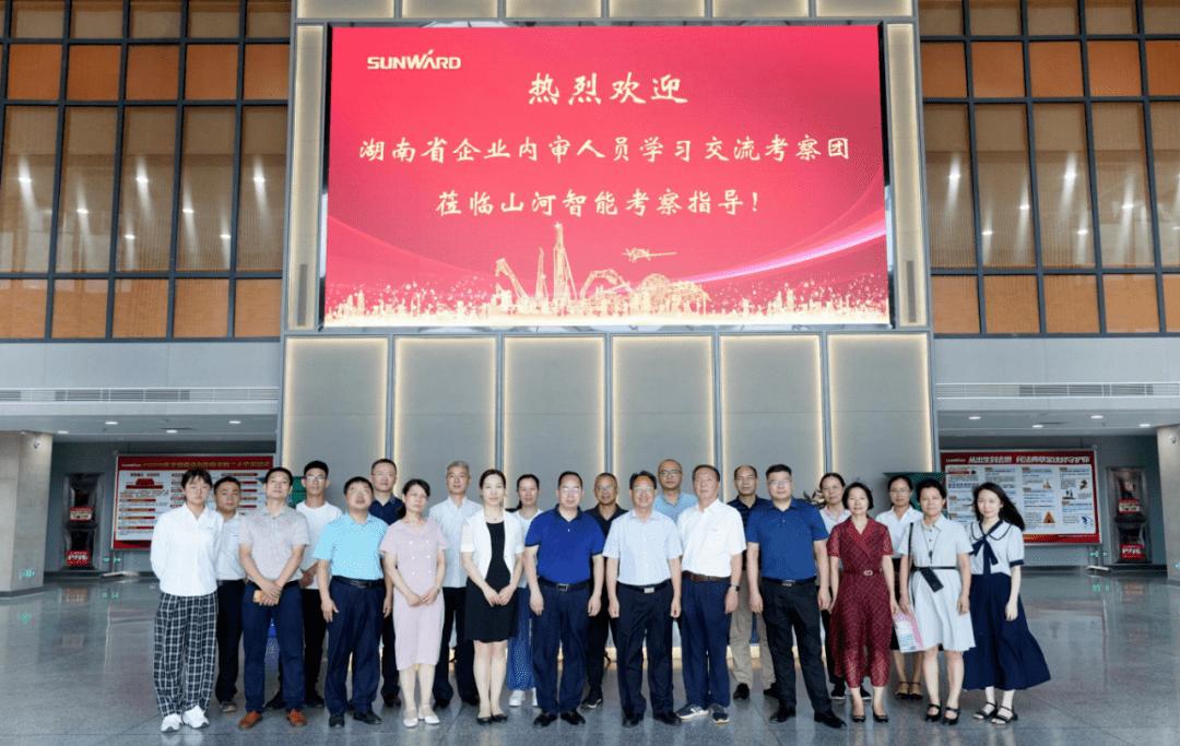 湖南省审计厅协同推进民营企业和国有企业内部审计事情 着力构筑新时代内部审计高质量生长新格式