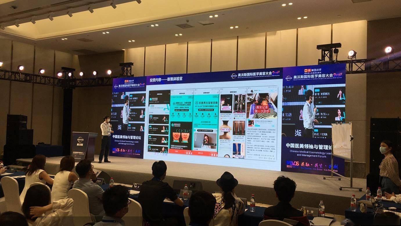 2020年中国医美市场增速为近五年最低