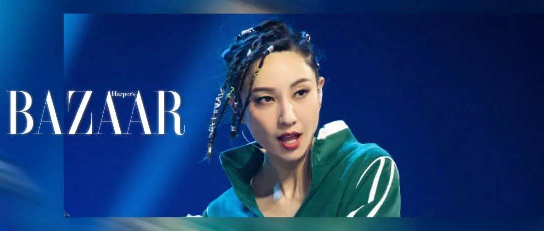 你只看到了郑希怡的唱跳?她的小脏辫不值得出圈吗!插图