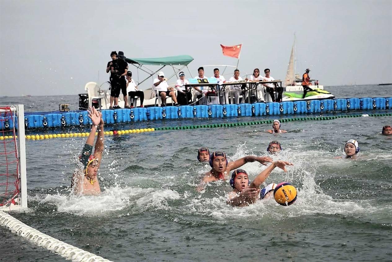 国家体育总局副局长李颖川一行到山东体育学院考察