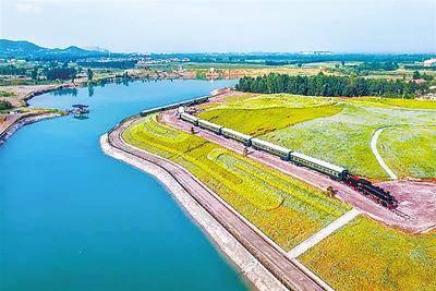 """""""我们要打造世界级矿山生态公园 邯郸武"""