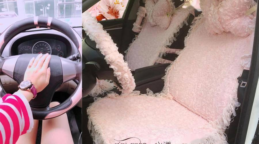 不要玩弄你的生命。车里有这六种装饰品。快把它们扔掉。 拿生命闯关
