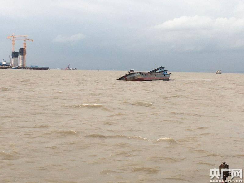 紧急情况:珠江口货船遇险,4名遇险海员全部获救