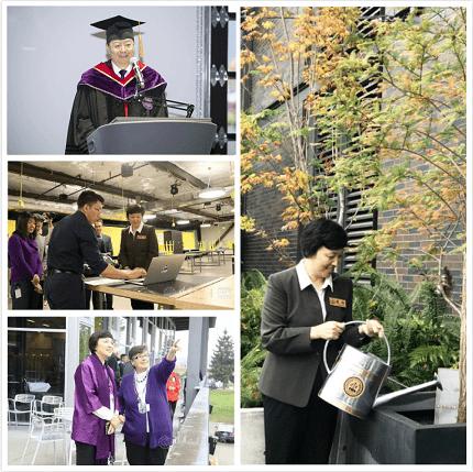 刘云浩 刘云浩出任清华大学全球创新学院院长并主持学院开学典礼