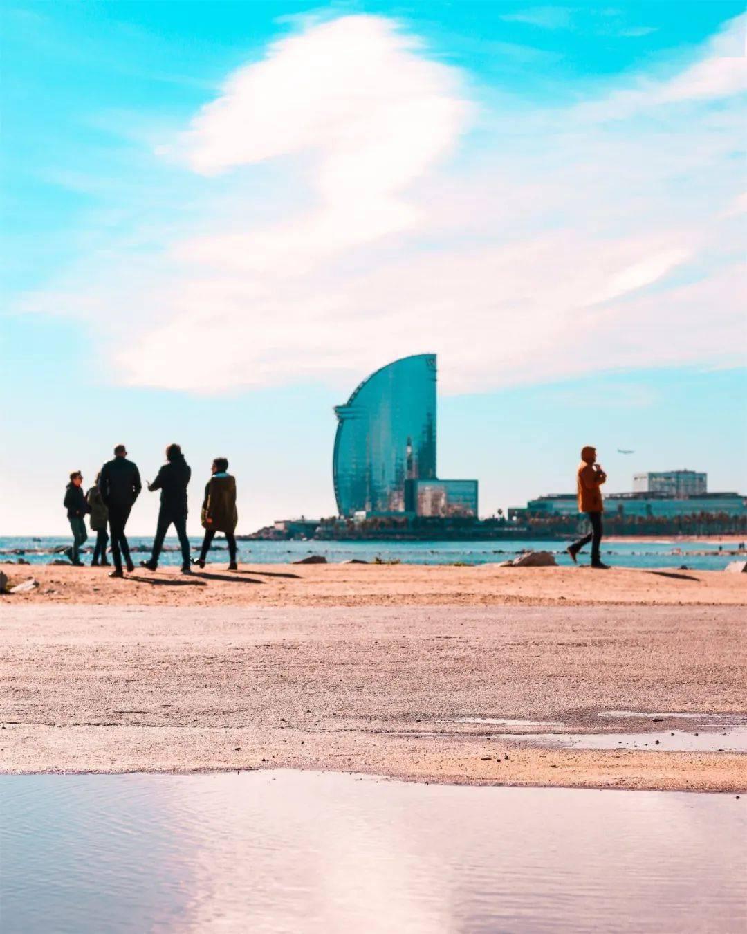 巴塞罗那哪个海边比较好玩?_马蜂窝问答
