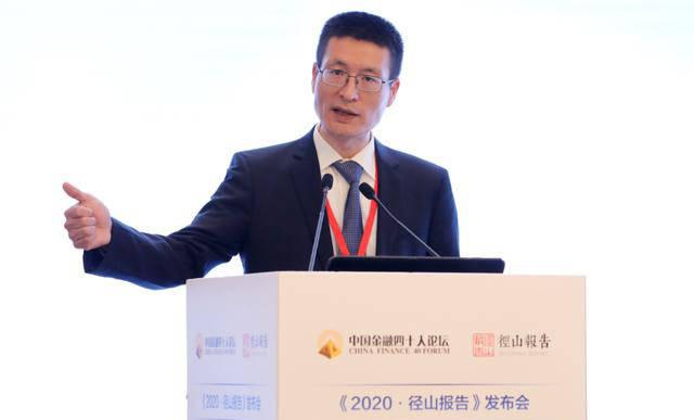 陆磊建言十四五金融政策:继续推动人民币国际化为核心的开放