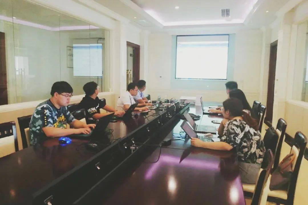 修建总公司NPC公司业务线培训活动顺利开展
